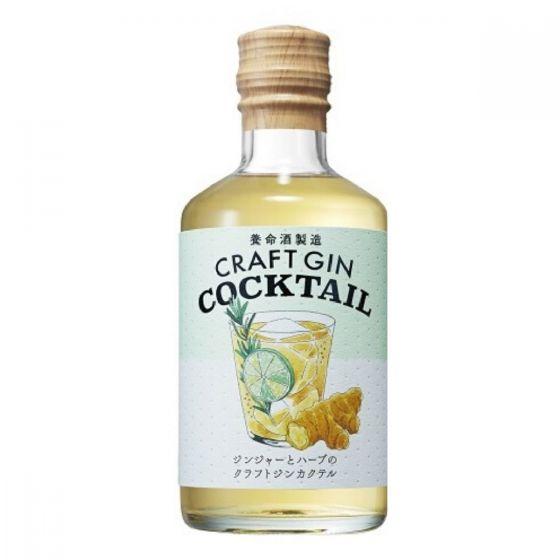 YOMEISHU - 養命酒 Craft Gin Cocktail 雞尾酒調酒 300ml (生薑) WYOM00003