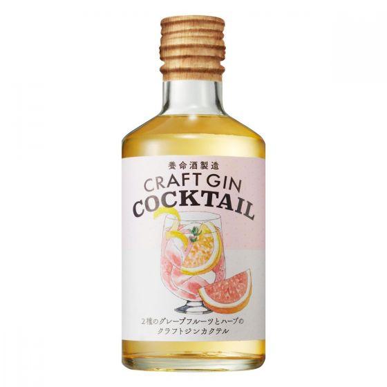 YOMEISHU - 養命酒 Craft Gin Cocktail 雞尾酒調酒 300ml (西柚) WYOM00004