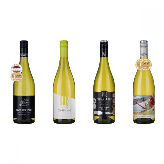 樂事會 - 紐西蘭 Sauvignon Blanc 白酒套裝 750ml x 4 支 X0310113