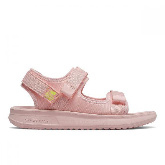 New Balance 750 童裝涼鞋粉紅色 YH750PS