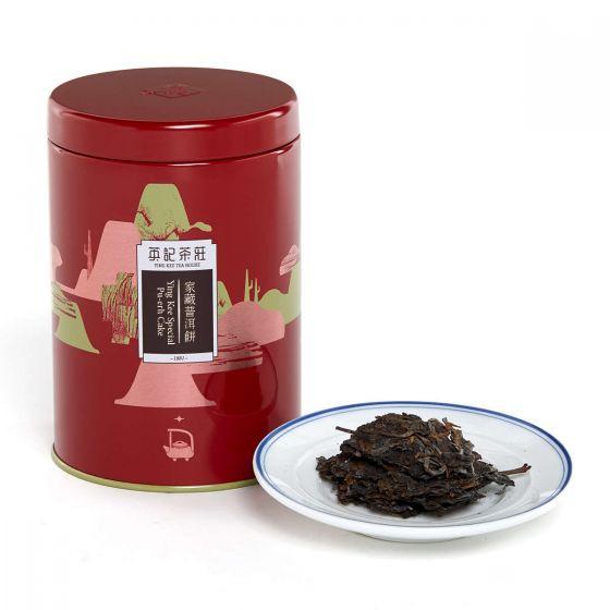 英記茶莊 - 家藏普洱餅