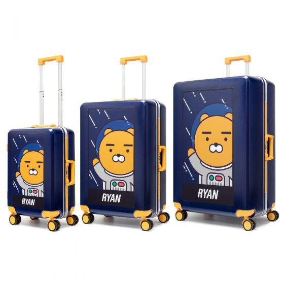 Kakao Friends (20吋 / 25吋 / 29吋) 鋁框行李箱 YT31_all