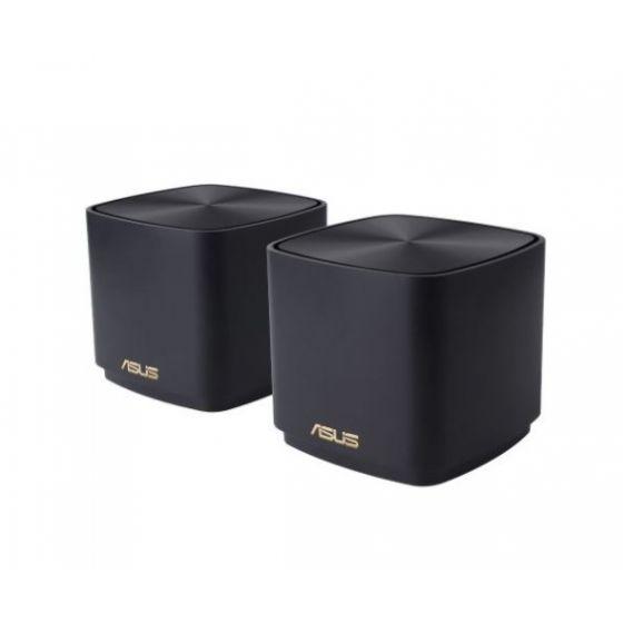 華碩 ASUS AX1800 ZenWiFi Mini XD4 Router 路由器 (2 件裝) 路由器 (ZENWIFI-XD4)