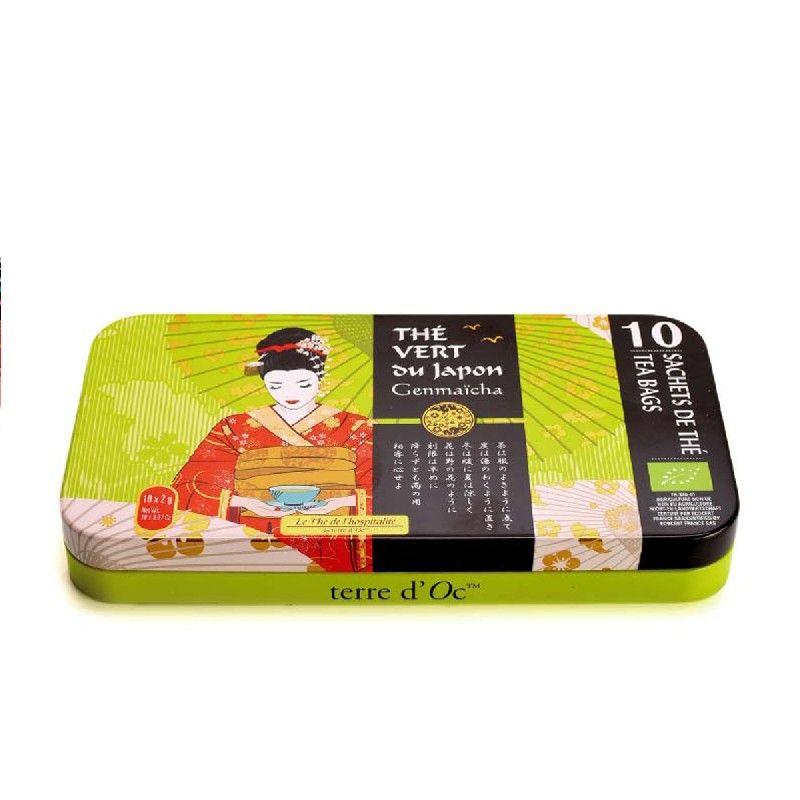 terre d'Oc - 有機日式玄米煎茶(10包)