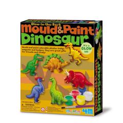 4M - Mould & Paint Dinosaur 00-03514