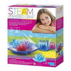 4M STEAM - 水晶花園 00-04901US