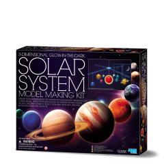 4M - 立體太陽系活動製作套裝 00-05520