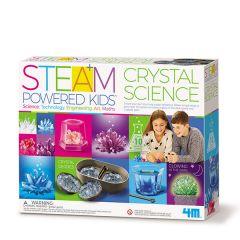 4M STEAM - 水晶實驗趣味套裝 00-05534