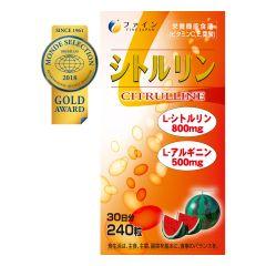 優之源®L-瓜氨酸(精子質量) 60克(250毫克x240粒) 000032