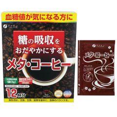 優之源®高纖咖啡 108克(9克 x 12包) 000249