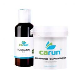 Carun All-purpose Hemp Ointment (Eczema all purpose 3+ formula) CA1066HK