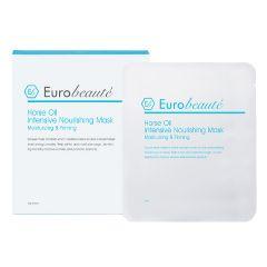 Eurobeaute - Horse Oil Intensive Nourishing Mask 6pcs 0014H2833