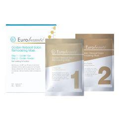 Eurobeaute - Golden Reboost Salon Remodeling Mask 5 sets/box 0014H2848