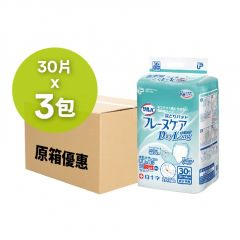 [原箱優惠] 日本喜舒樂日用金裝片芯 30片 x3包
