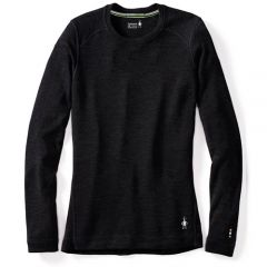 Smartwool 女裝羊毛底衫 W's Merino 250 Baselayer Crew-Black-NP224