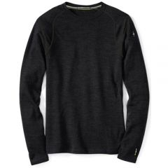 Smartwool 男裝羊毛底衫 M's Merino 250 Baselayer Crew-Charcoal Heather-NP600