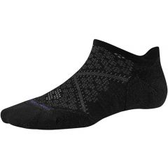Smartwool 女裝跑襪 W's PhD Run Light Elite Micro-Black-SW210