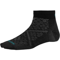Smartwool 女裝跑襪 W's PhD Run Ultra Light Low Cut-Black-SW195
