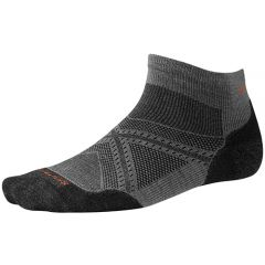 Smartwool PhD Run Light Elite Low Cut-Graphite-SW243 Smartwool_SW243_GP