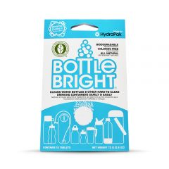 Hydrapak 水樽潔淨丸 Bottle Bright 12 Tablets Pouch BB112