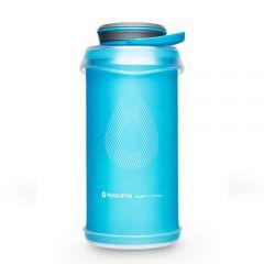 Hydrapak 摺疊水樽 Stash Bottle 2.0 1L - 藍色