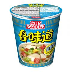 Nissin - Cup Noodles Seafood Flavour[Case Offer] 1001-001-104