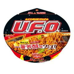 Nissin UFO Stir Noodles - Japanese Sauce Flavour[case offer] 1003-004-110