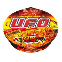 Nissin UFO Stir Noodles - Super Hot Chilli Flavour[case offer] 1003-004-111