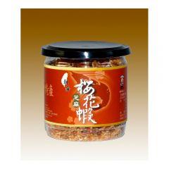 1008006 Taiwan Good Food - Premium Sesame Sergestid Shrimps 【Ready to serve】