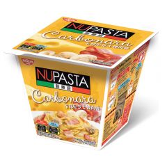 Nissin - Nupasta Cup Carbonara Sauce Flavour[Case Offer] 1020-004-101