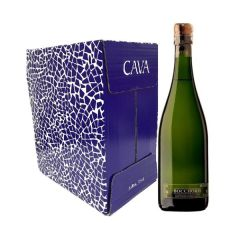 [Full Case] Bocchoris Brut Nature CAVA 750ml x 6 x 2