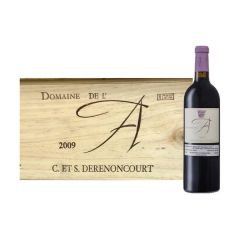 [Full Case] 2009 RP 91; Cotes de Bordeaux