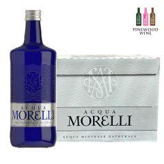 [原箱] Acqua Morelli 意大利天然優質礦泉水 750ml -12 支
