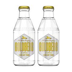 Goldberg Bone Dry Tonic Water 0.2Ltr x 2 10218136