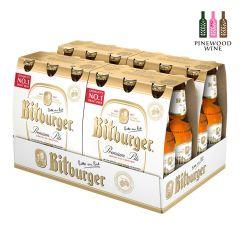 Bitburger - [Full Case] Bitburger - Premium Pils 330ml  x 24 Bottles 10218235