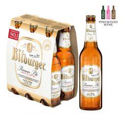 Bitburger - Bitburger - Premium Pils 330ml x 6 bottles 10218236