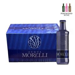 Acqua Morelli - [原箱] 意大利天然優質有氣礦泉水 (玻璃樽裝) 250ml x 24 10218297