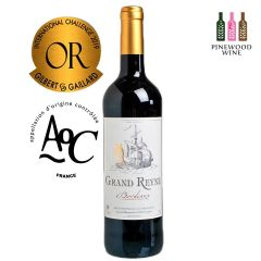 Grand Reyne - 法國波爾多金龍船紅酒 AOC Bordeaux 2017 10218369