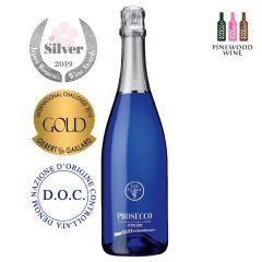 Val d'Oca - BLUE Prosecco DOC Millesimato Extra Dry 意大利法定產區單一年份微甜氣泡酒 10218396