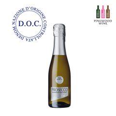 10218406 Val d'Oca - BIRILLINI ARGENTO Prosecco DOC Millesimato Extra Dry 200ml x 3