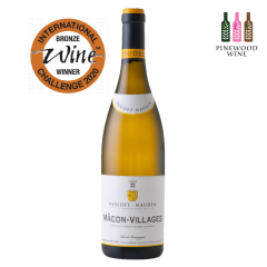 Doudet Naudin Macon-Villages Blanc 2015 10218478
