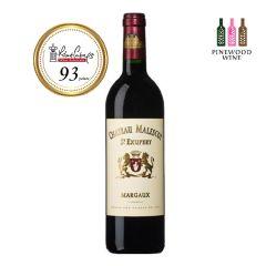 Chateau Malescot St Exupery - Margaux 3eme Cru 2017 750ml x 1 btl 10218579