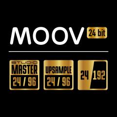 3個月MOOV 24 bit 音樂服務額外送1個月