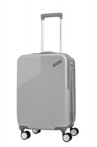 American Tourister - Air Ride 55厘米/20吋行李箱 (質感銀)