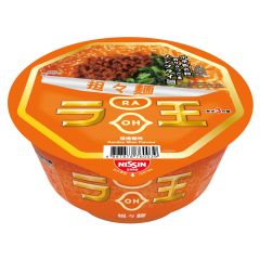 Nissin - RAOH Non Fried Bowl Dandan Mian Flavour[Case Offer] 1067-004-103