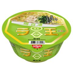 Nissin - RAOH Non Fried Bowl Rich Chicken Soup Flavour[Case Offer] 1067-004-104