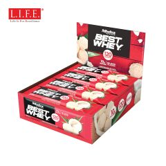 Atlhetica - Sugar free - High-protein Nutrition Bar (Coconut Cream)12 pcs/box 11975