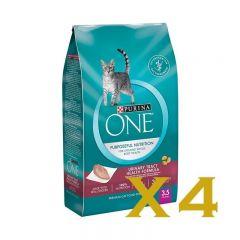 Purina One® - 成貓泌尿系統護理配方 乾糧 袋裝 3.5lb 4袋裝 12285210_4