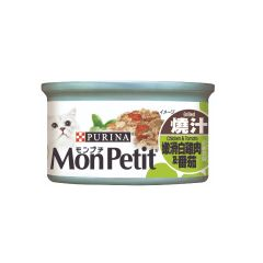 PURINA® MON PETIT® ENSEMBLE Chicken Tomato 24 x 85g  12341190