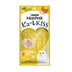 PURINA® MON PETIT® PUREE KISS Tuna Puree With Chicken Flake 15 x 40g 12344428